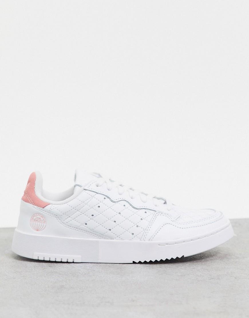 adidas Originals Supercourt trainers in