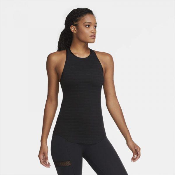 Nike Yoga Women's Tank - Black