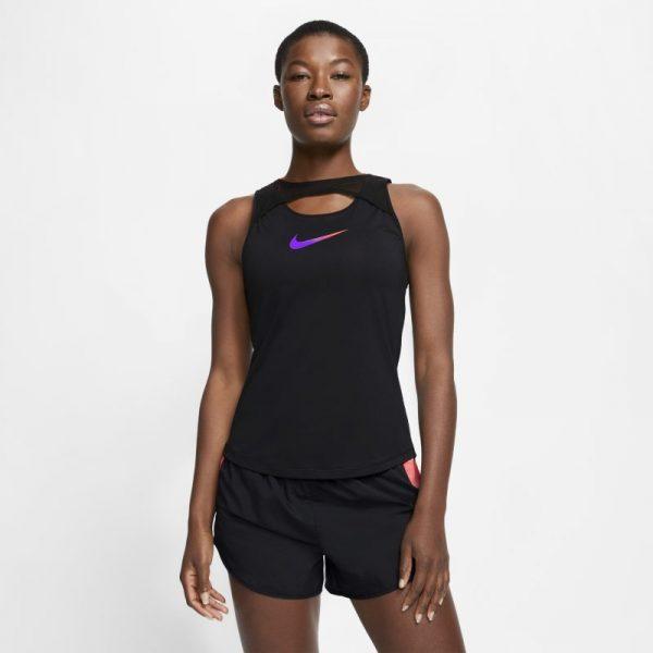 Nike Women's Running Tank - Black